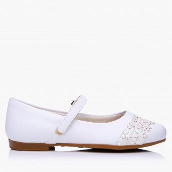 Pampili Slip-On with Buckle Closure