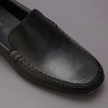 IMAC Loafers with Stitch Detail