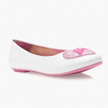 Barbie Slip-On Ballerinas