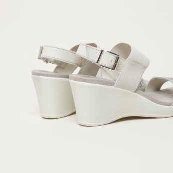 IMAC Embellished Sandals with Elasticised Ankle Strap