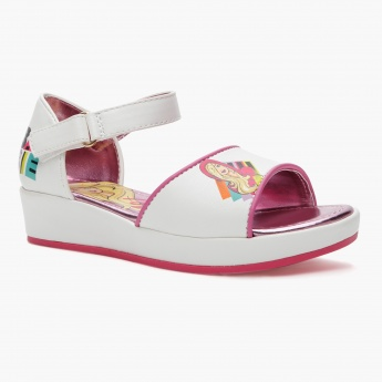 Barbie Wedge Sandals