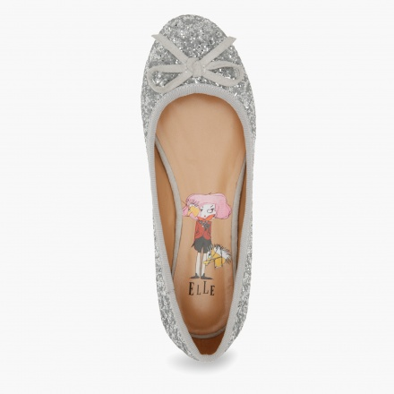 Elle Embellished Ballerina Shoes