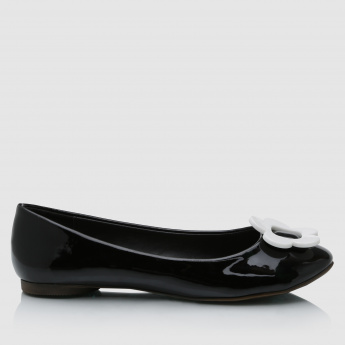 Missy Slip-On Shoes with Low Heel