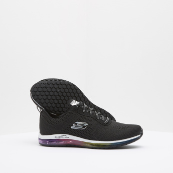 Skechers Walking Shoes with Lace-Up Closure