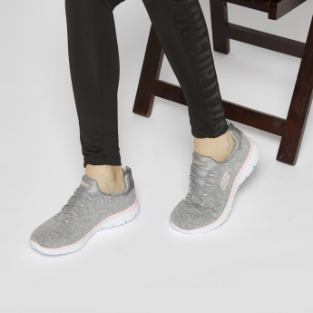Skechers Sneakers with Elasticised Laces