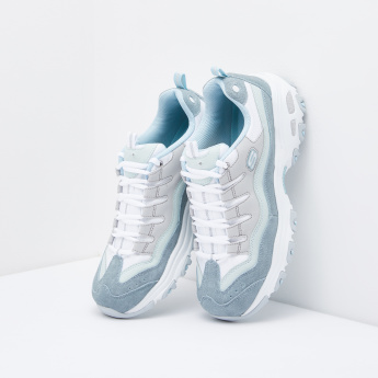 Skechers Sports Shoes with  Lace-Up Closure
