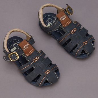Klin Fisherman Sandals with Buckle Closure