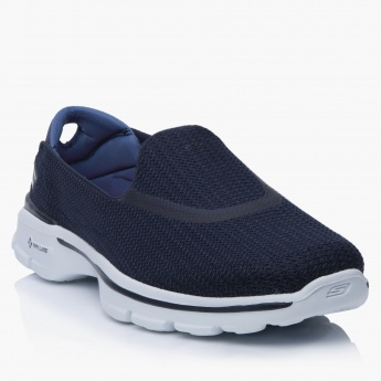 Skechers Textured Slip-On Shoes