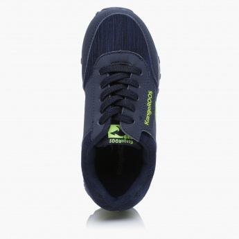 KangaROOS Textured Lace-Up Shoes