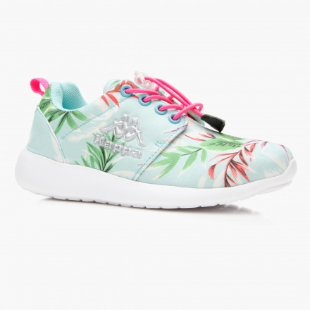 Kappa Printed Lace-Up Shoes