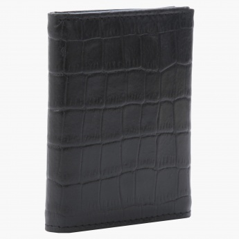Duchini Croc Effect Wallet