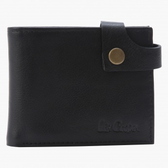 Lee Cooper Textured Bi-Fold Wallet
