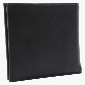 Lee Cooper Embossed Bi-Fold Wallet