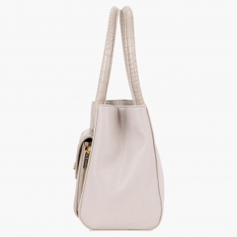 Peppermint Solid Colour Handbag