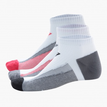 Skechers Low Cut Socks - Set of 3