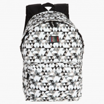 Kangaroos Printed Backpack