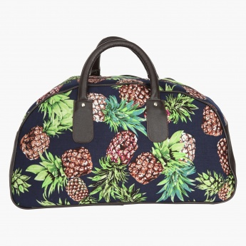 19777694a3fb Paprika Printed Duffle Bag