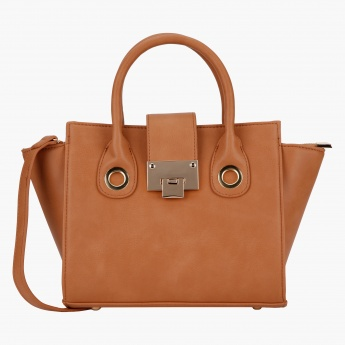 Elle Solid Colour Handbag