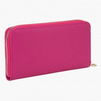 Paprika Zip Around Wallet