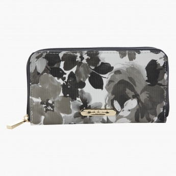 Marla London Floral Print Clutch