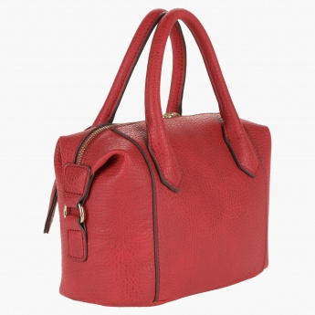Marla London Handbags   Red   Textured b36d725ba3