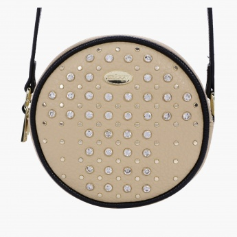 Missy Crossbody Bag with Zip Closure