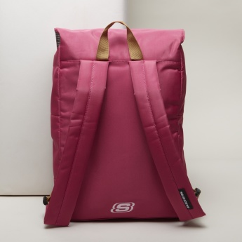 Skechers Backpack with Pin Buckle Closure
