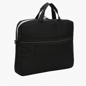 Duchini Laptop with Zip Closure