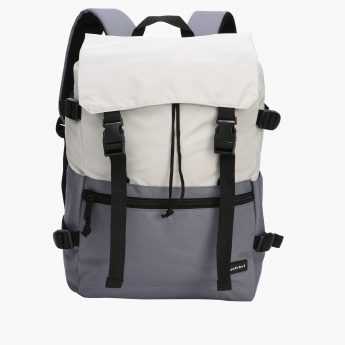 Duchini Backpack with Buckle Closure