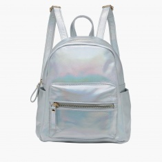 Little Missy Backpack with Zip Closure