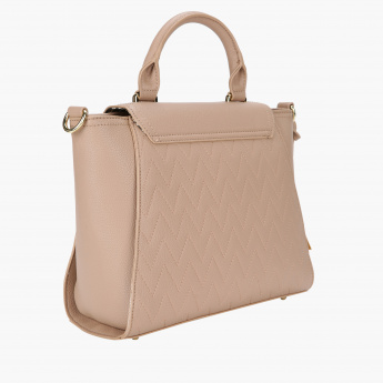 Marla London Quilted Handbag