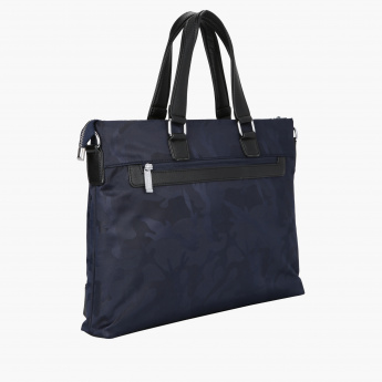 Duchini Printed Laptop Bag