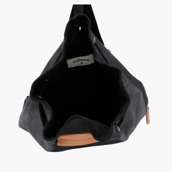 Lee Cooper Backpack with Drawstring Closure