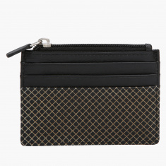 Lee Cooper Wallet with Zip Closure
