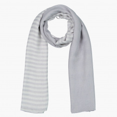 Celeste Striped Scarf