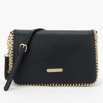 Marla London Sling Bag with Magnetic Snap Closure