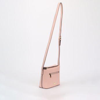 Missy Studded Crossbody Bag with Adjsutable Strap