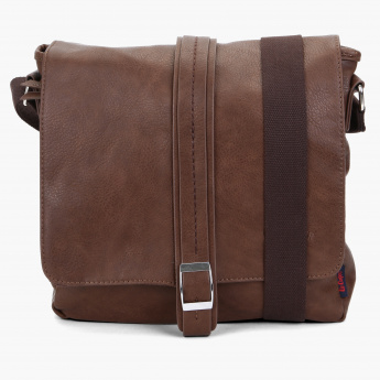 Lee Cooper Crossbody Bag with Flap