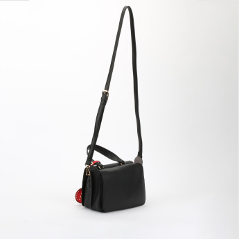 Elle Crossbody Bag with Magnetic Snap Closure