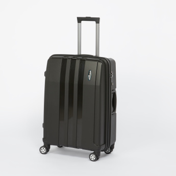 Duchini Textured Hard Case Trolley Bag with Combination Lock
