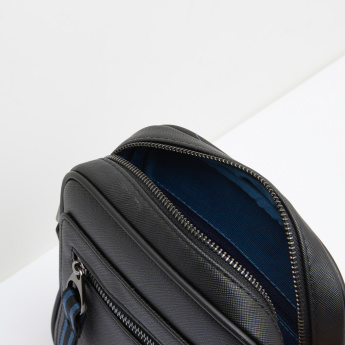 Duchini Textured Crossbody Bag