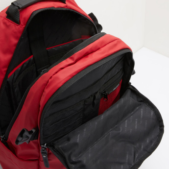 SWISSBRAND Backpack with Zip Closure