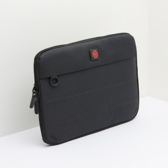 SWISSBRAND Textured Portfolio Bag