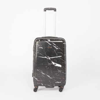 ELLE Printed 360 Spinner Hard Case Trolley Bag