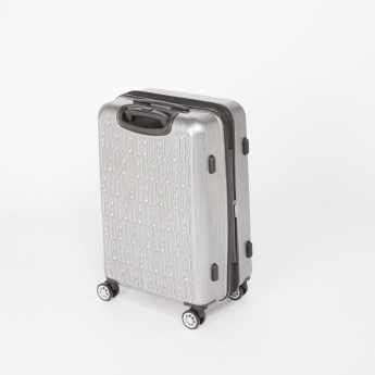 ELLE Textured Hard Case Trolley Bag