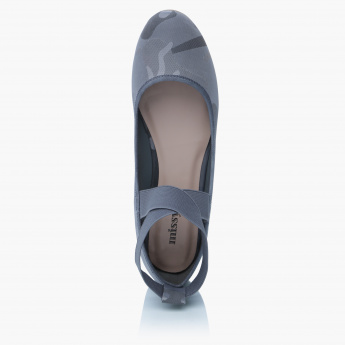 Missy Slip-On Shoes with Elasticised Straps