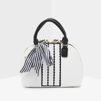 Missy Dome Bag with Detachable Strap