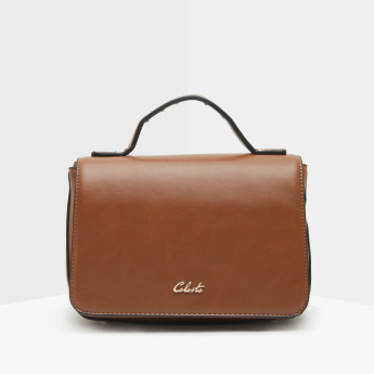 Celeste Satchel Bag with Top Handle