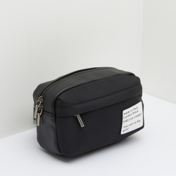 Lee Cooper Fanny Pack with Zip Closure