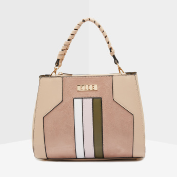ELLE Stitch Detail Handbag